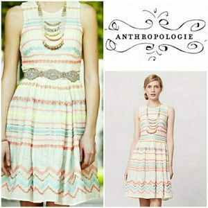 NWT Anthropologie Plenty Tracy Reese Sunglow dress
