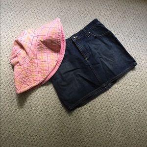 Mavi Jean miniskirt. Worn once! Mint! Small.