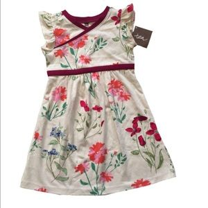 Tea Collection Other - NWT Tea Collection Floral Dress