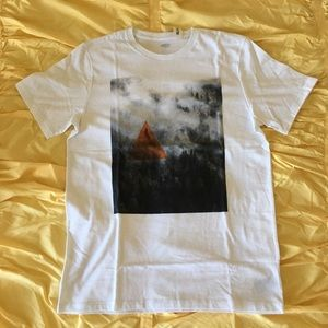 NWT Forest Trees Tshirt