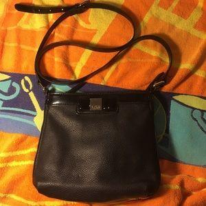 LuLu Handbags - LuLu Black Crossbody Handbag