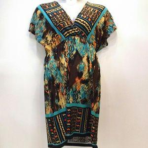 Soho Apparel Dresses & Skirts - Empire Waist Tunic Dress from Soho Apparel