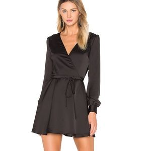 Privacy Please Dresses & Skirts - Privacy Please Castor wrap dress