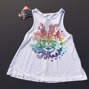 Flowers by Zoe Other - NWT open back tank