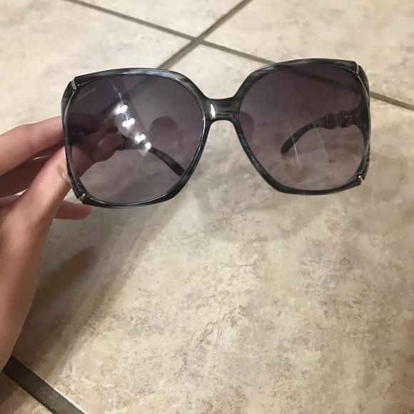 e209d5ef184b Gucci Accessories - Rare women's authentic Gucci oversized sunglasses