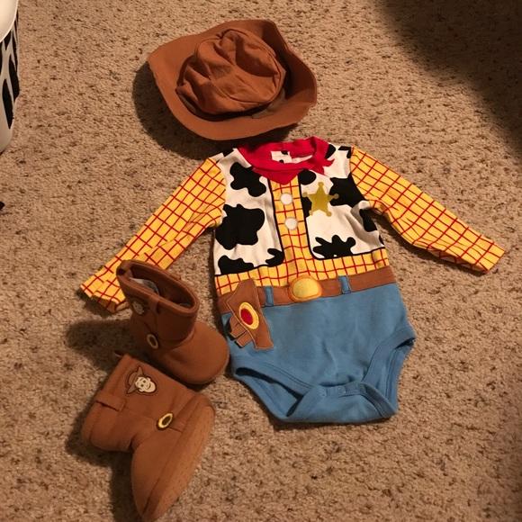 Infant woody costume. M 593c101b6a5830540a005b59 abb9846f157