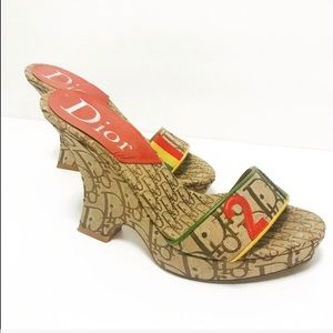 Christian Dior Shoes - Christian Dior Shoes Clogs 36