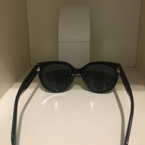 e56c1e967a3 Prada Accessories - FLASH SALE Black Tortoise Shell Sunglasses SPR 170