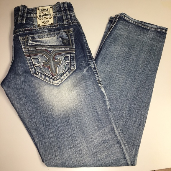 Rock And Republic Jeans Mens
