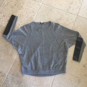 Autumn Cashmere Sweaters - Cashmere/sheepskin sweater