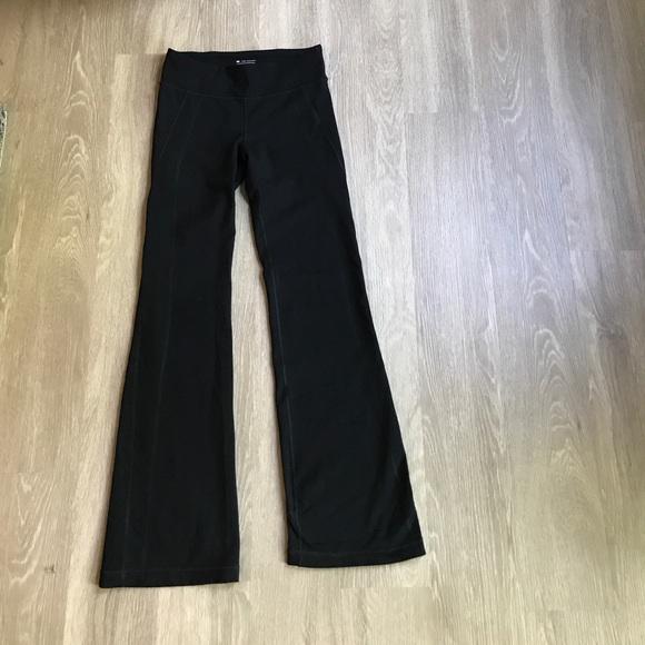 9c4e6ffd12a4a Tek Gear Shapewear Fit   Flare Yoga Pants Size S. M 593c1c032fd0b7697b007c22
