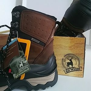 ELK WOODS Other - this🔻FOR ONLY$44🔻🆕 ELK WOODS LEATHER BOOTS+🆓🎁
