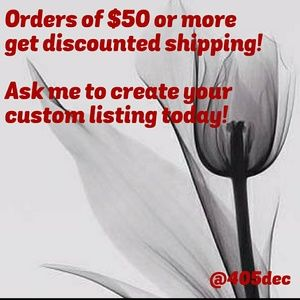 @405dec Other - {@405dec} DISCOUNTED SHIPPING!