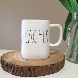 Rae Dunn Accessories Last Chance Teacher Mug Poshmark