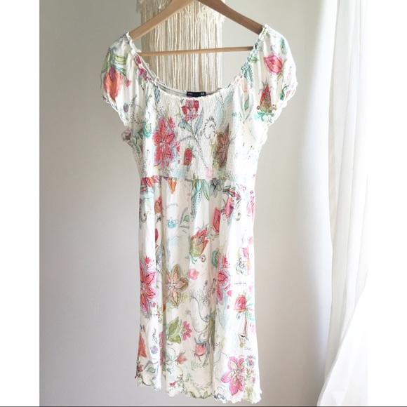 Flowy Maternity Dress