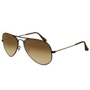 Ray-Ban Accessories - Ray-Ban Aviator Sunglasses Coffee Brown Gradient