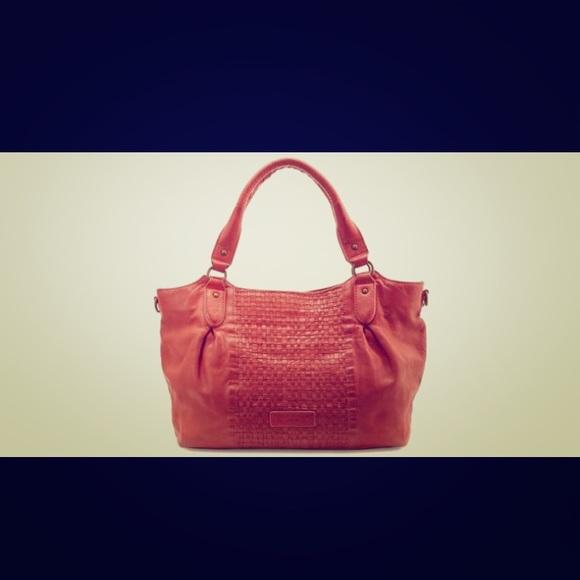 Liebeskind Birlin Lipstick woven Dominique purse. a75da63ca3c