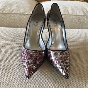 Guess by Marciano Shoes - Guess sequin stilettos