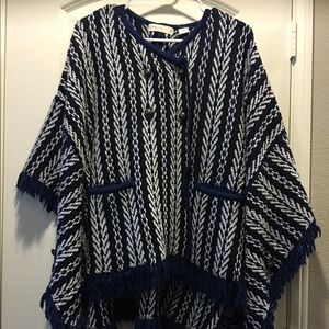 Anthropologie Sweaters - ANTHROPOLOGIE PONCHO