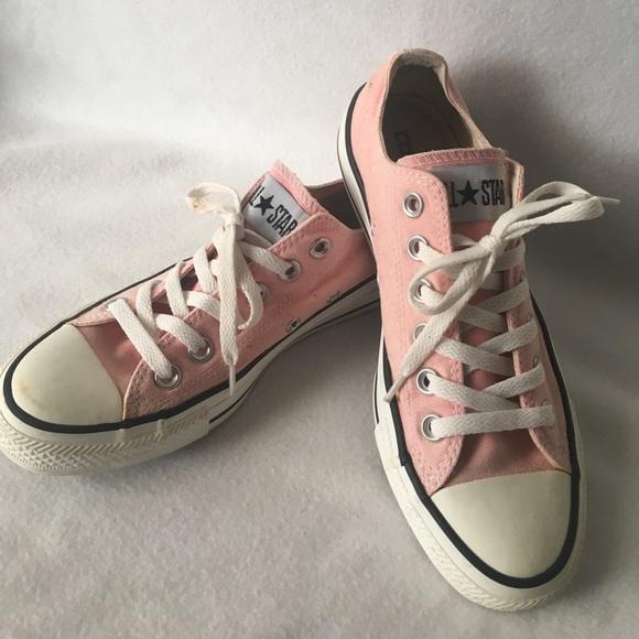 33d92817e79b90 Converse Shoes - Light Pink Converse All Stars