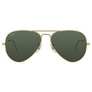 Ray-Ban Accessories - New Aviator Sunglasses RB3025 gold frame G-15 lens