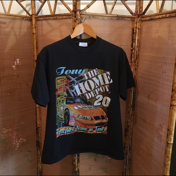 059f31810 Chase Authentics Other - Vintage NASCAR Tony Stewart short sleeve tee shirt