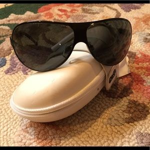 Dolce and Gabbana Sunglasses with Case and Cloth