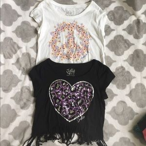 Justice Other - girls size 10 bundle