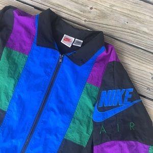 Vintage 1992 Nike Air Aqua Jacket