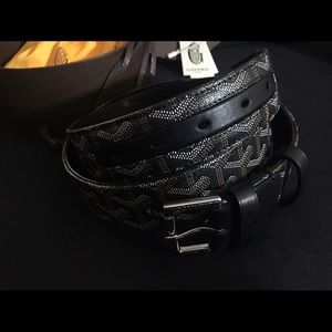 Goyard Other - Black Goyard Belt