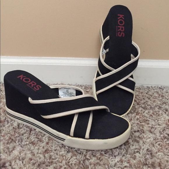 88 michael kors shoes black and white michael kors