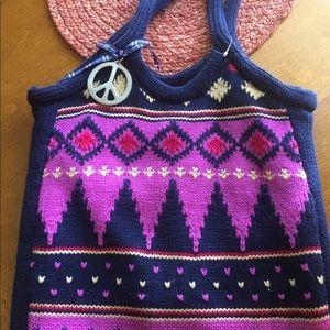 American Eagle Outfitters shoulder bag.