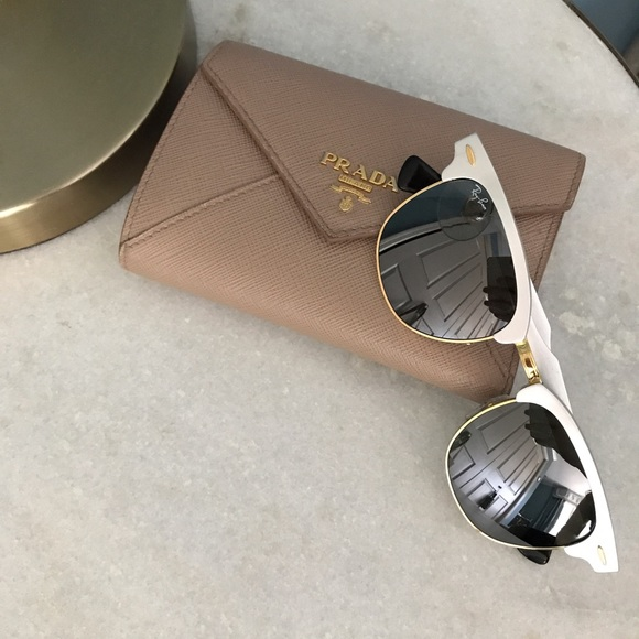 c0724c2ff19 Ray-Ban Accessories - LOWEST PRICE🔥 NWOT Ray-Ban Clubmaster Aluminum