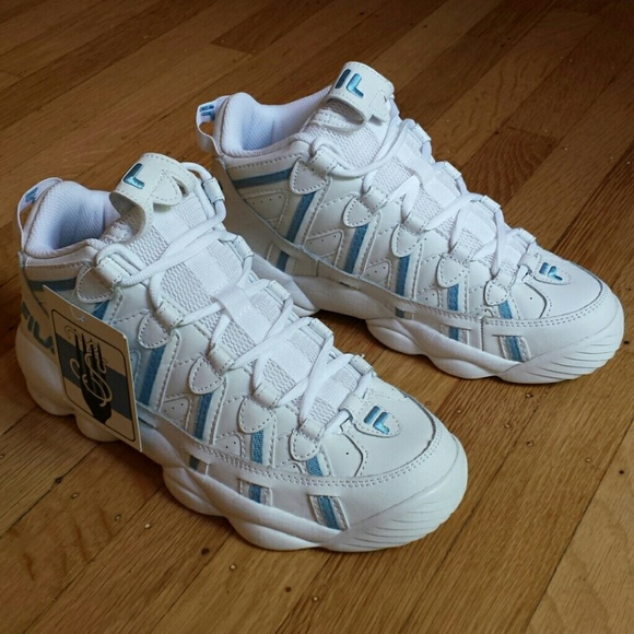 7d597864a73d FILA Spaghetti Jerry Stackhouse Basketball Shoes