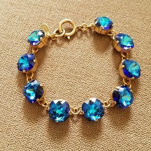 Catherine Popesco Jewelry - Large stone bracelet - Ultra Sky