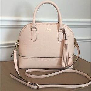 NEW Kate Spade McCall Steet Carli Satchel