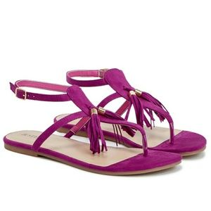 Shoes - Tassel sandals