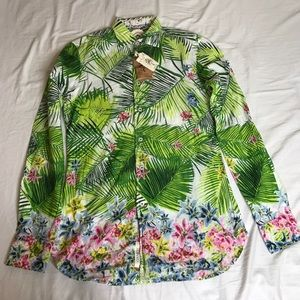 Ganesh Other - Ganesh tropical button up