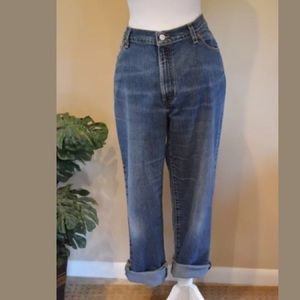 Levi's Denim - Classic LEVI'S 512 High Waisted Bootcut Short 14