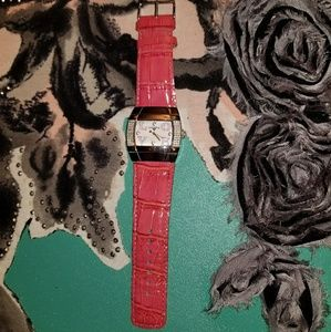 Swiss Legend Accessories - Swiss Legend Crystal Love Watch