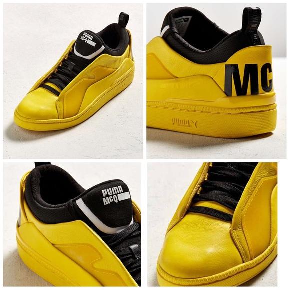 0c06b70e11d3 Alexander McQUEEN X Puma McQ Brace Lo Sneaker new
