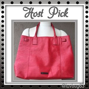 🎉HP🎉 100% GENUINE LEATHER Kenneth Cole Tote!