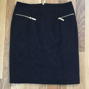 🔵Michael Kors black skirt