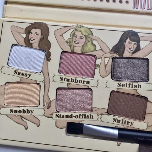 theBalm Makeup - theBalm Nude'tude eyeshadow palette