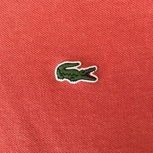 Lacoste Other - 💥SALE💥Men's Lacoste salmon polo style shirt.