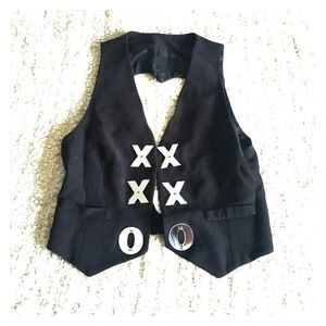 Moschino Jackets & Blazers - Vintage Moschino Cheap and Chic Vest