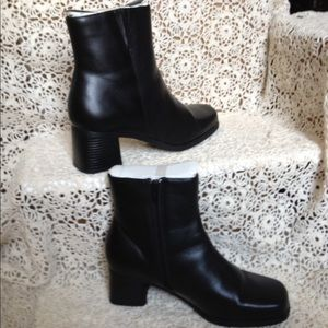 Predictions Shoes - Predictions Genuine Leather Collection Boots
