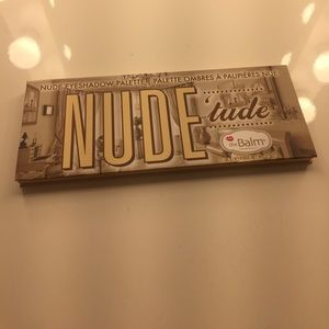Benefit Other - The Balm Nude'tude Palette