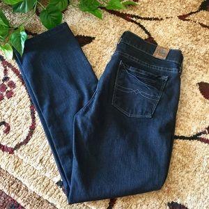 Lucky Brand Denim - ⚡️SALE⚡️Lucky Brand Zoe Straight Jeans Dark Wash