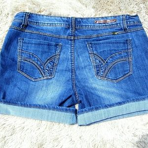 Vanilla Star Pants - Vanilla Star Jean Shorts